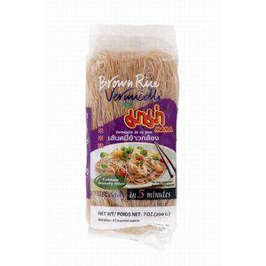 vermicelles de riz brun mama 200g