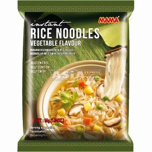 mama soupe nouille de riz vegetarien legumes 55g