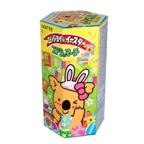biscuit koala chocolat fraise paques 195gr