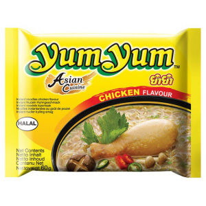 carton yumyum poulet 30x60g