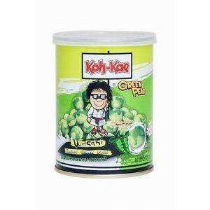 pois au wasabi 100g kohkae