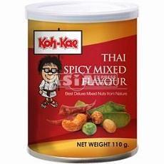 melange noix de cajoux cacahuette tum yum thai epicé 110gr