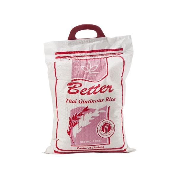 riz gluant 5kg better