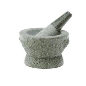 mortier pilon 14cm pierre