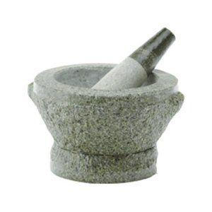 mortier pilon 18cm pierre
