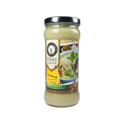 sauce curry vert 335ml thai dancer