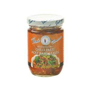 pate de piment au basilic thai dancer 200gr