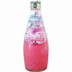 boisson de rose basilic 290ml vfres