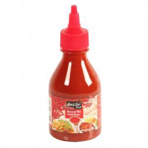 sauce sriracha 200ml exo food