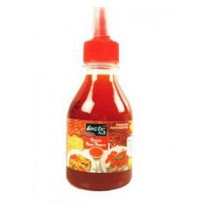 sauce aigre douce 200ml exo food