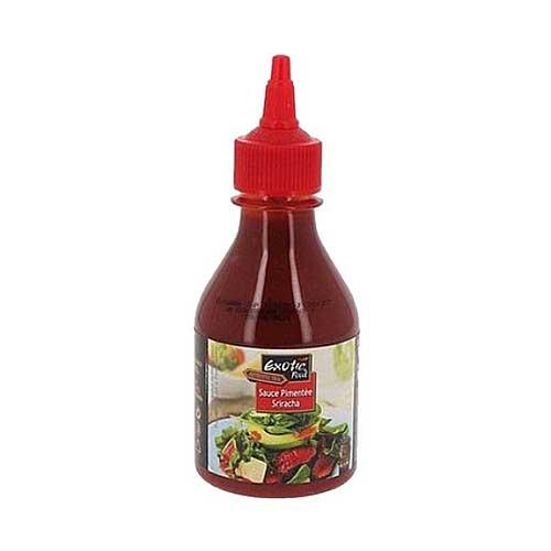 sauce pimentee fort exotic food 250ml
