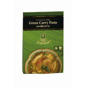pate de curry vert nittaya 50g