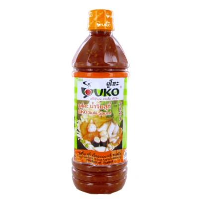 sauce sukiyaki thai 550ml uko