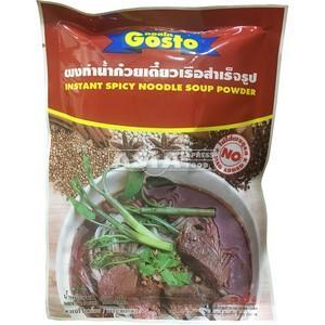 poudre pour soupe de nouille thai koueyteeyo gosto 208gr