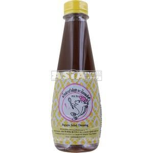 sauce pour salade de papaye som tam 400ml thai tae