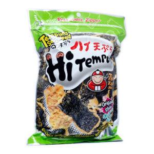 feuilles de nori gout japonais hitempura 40g
