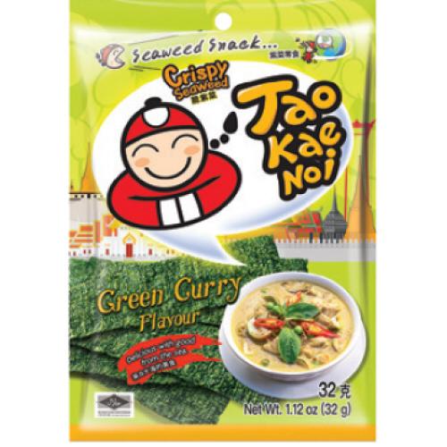 nori gout taokaenoi curry vert 32gr