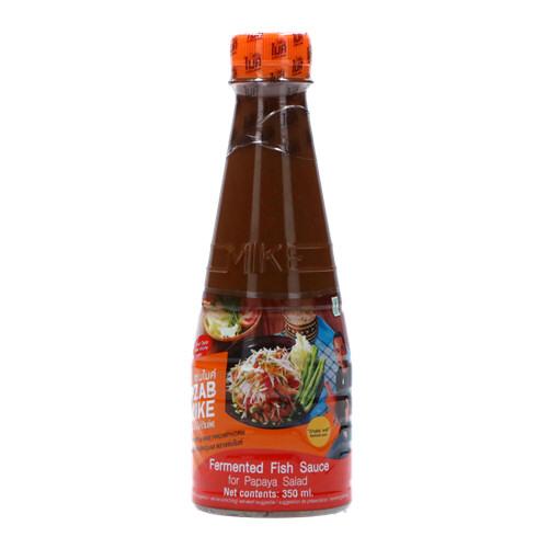 sauce poisson pour salade  zab mike 350ml