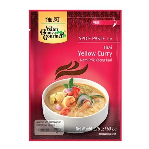 curry jaune thai ahg  50g