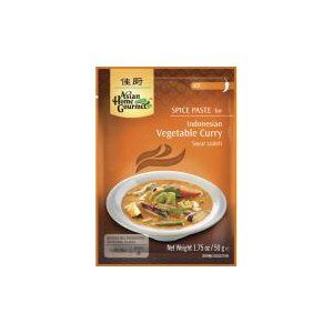 pate de curry vegetarien 50gr ahg