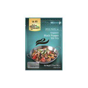 pate riz frit poivre noir 50gr ahg