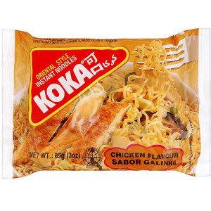 soupe koka poulet 85gr