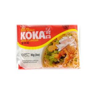 soupe koka saveur crabe 85gr