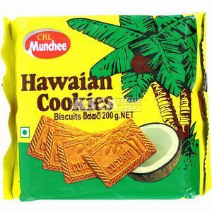 biscuit hawaien coco 200gr