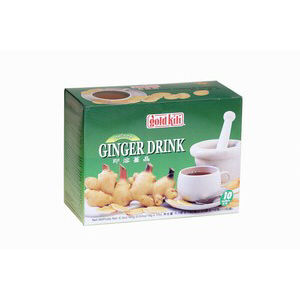 boisson instantanée au gingembre gold kili 10s