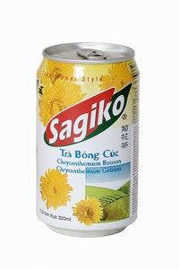 boisson au chrysantheme sagiko 320ml