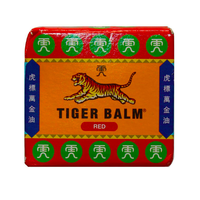 baume du tigre rouge thai 19gr