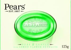 savon anglais/indien pears extrait de menthe 125gr