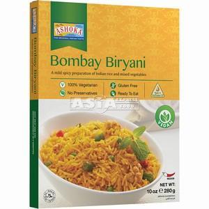 plat préparé riz biryabni bombay 280gr vegan halal