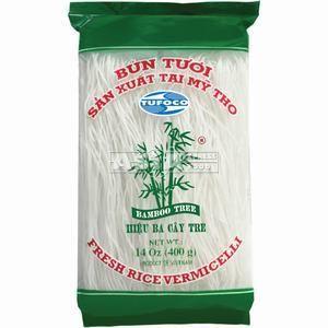 vermicelles de riz 400g 3 bambou