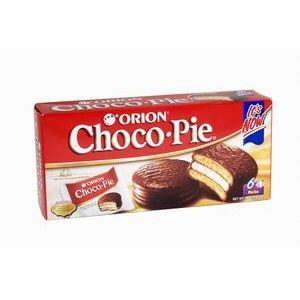 gateaux au chocolat choco pie orion