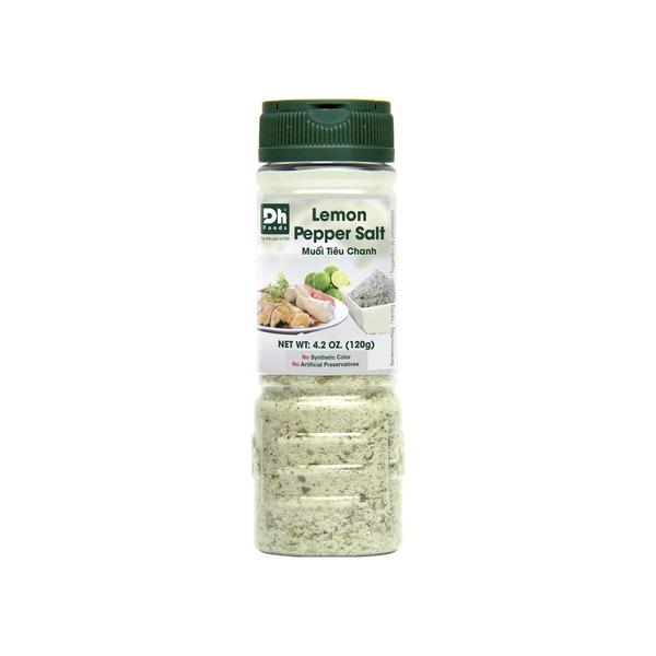 mélange d'épices sel-poivre-feuille de citron 120gr dh foods