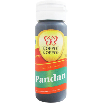 essence arome pandan 30ml