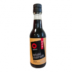 sauce marinade teriyaki obento 250ml