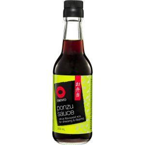sauce japonaise obento ponzu 250 ml