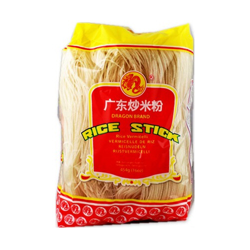 vermicelle de riz  454gr red dragon