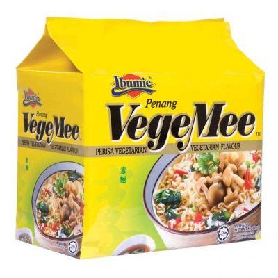 nouilles ibumie penang vegemee gout vegetarien 5x80g