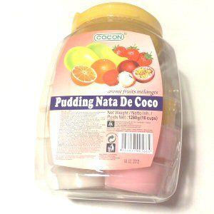 boite 16 natas de coco fruits