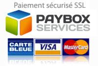 Paiement sécurisé avec le système Paybox